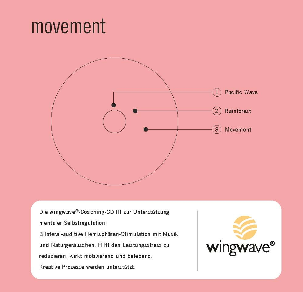 wingwave Movement CD